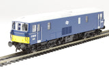 Class 73/1 electro-diesel E6039 in BR blue with small yellow panels