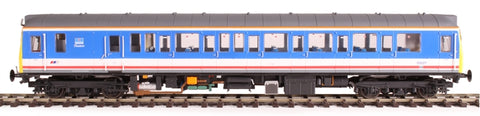 Class 121 single car DMU 'Bubblecar' 55027 in revised Network South East livery - Hatton's limited edition