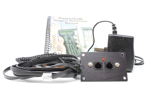 NCE Power Cab 2 Amp Digital DCC controller - Pre-owned - sold as seen - not PAT tested - some marks and wear - Good box