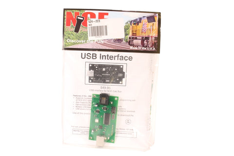 NCE Power Cab USB interface