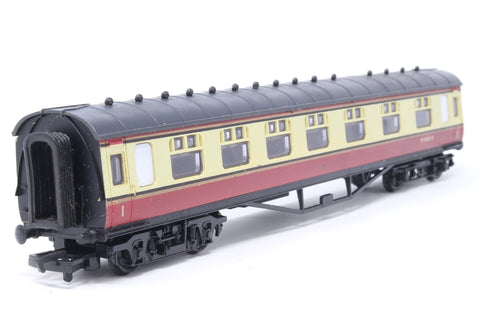60' Composite Corridor M3935M in BR crimson & cream - Pre-owned - missing coupling, imperfect box