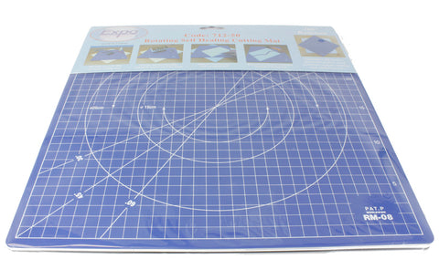Rotating Cutting Mat 30 X 30CM Expo Card
