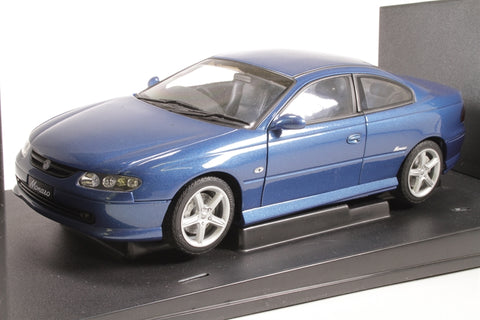 Holden V2 Monaro CV8 in Metallic Blue - Pre-owned - Like new