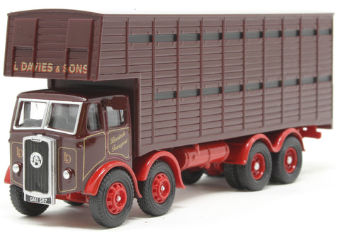 Atkinson Cattle Truck L Davies & Sons