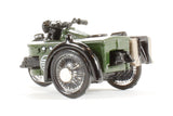 "BSA M20/WM20 Motorcycle & sidecar ""Post Office Telephones"""