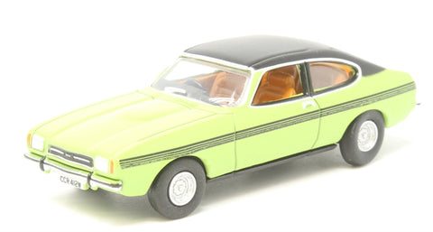 Ford Capri MkII Lime Green (Only Fools & Horses)