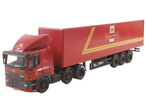 DAF 85 40ft Box Trailer Royal Mail
