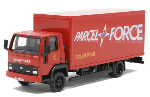 Ford Cargo Box Van Parcelforce