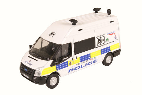 Ford Transit LWB High - Police Network Rail Speed Camera