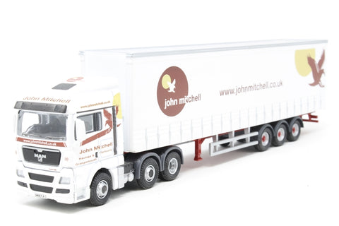 MAN TGX XXL Curtainside