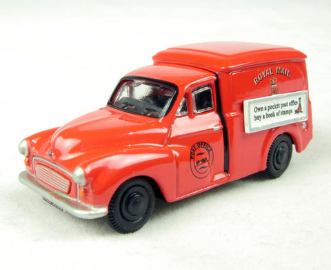 Morris Minor van 'Royal Mail'