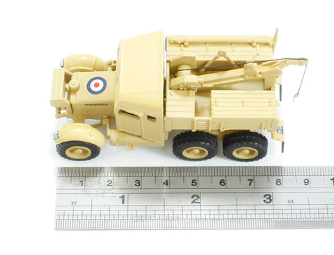 Scammell Pioneer 1st Armoured Division