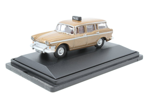 Humber Super Snipe estate taxi in brown livery - Pre-owned - Like new -  imperfect box