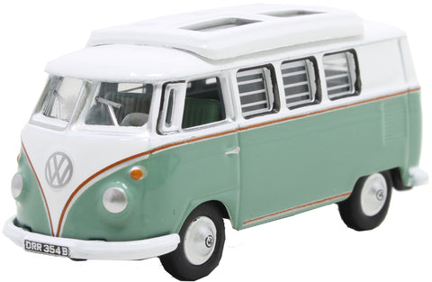 Volkswagen T1 Camper Turquoise/White