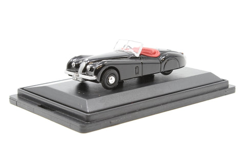 Jaguar XK120 Black. - Pre-owned - Like new - imperfect box