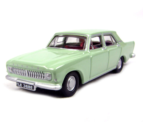 Ford Zephyr 6 Mk3 in pale green