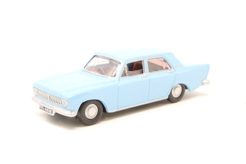 Ford Zephyr 6 Mk3 in pale blue - Pre-owned -  imperfect box