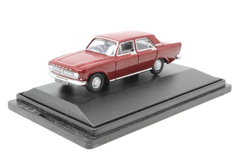 Ford Zephyr 6 Mk3 in imperial maroon - Pre-owned - minor paint chips on roof-  imperfect box