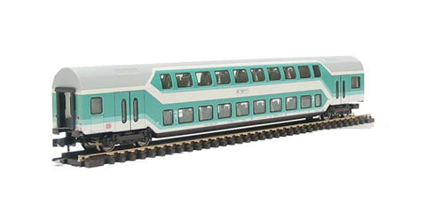 2nd class d/deck coach of the DB AG