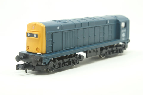 Class 20 20142 in BR Blue - Pre-owned - sold as seen - non runner