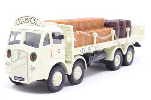ERF Flatbed 'Flowers' - Pre-owned - Like new