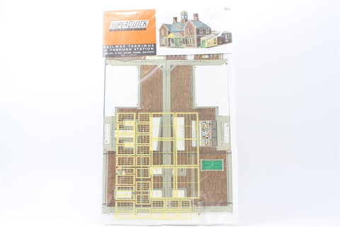 Railway Terminus - Card Kit - Pre-owned - Like new