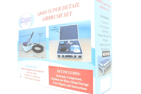 Super Detail Airbrush Deal - Pre-owned - like new
