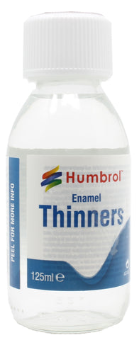 Enamel Thinners 125ml Tin