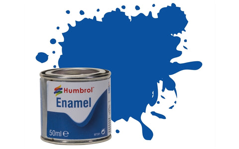 No 14 French Blue - Gloss - 50ml tin