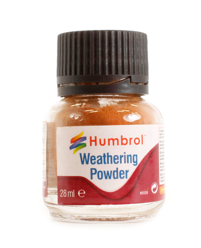 Weathering Powder 28ml - Rust