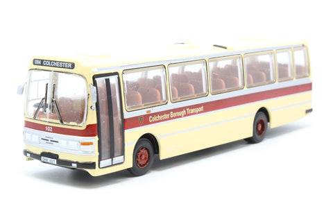 Leyland Leopard 'Colchester Borough Transport' - Pre-owned - Like new - Imperfect box