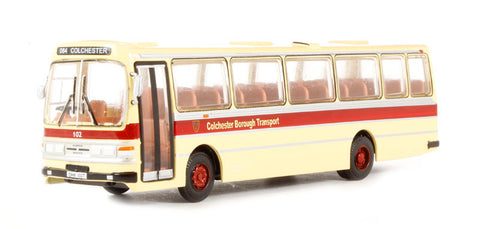Leyland Leopard 'Colchester Borough Transport'