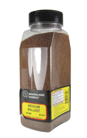 Ballast Shaker - Medium - Brown