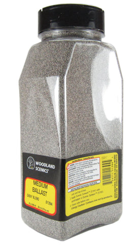 Ballast Shaker - Blend Medium - Gray