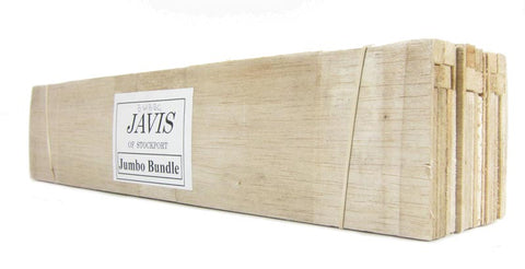 Balsa Pack (Giant) 3 packs of various sizes of balsa including flat board & square dowels
