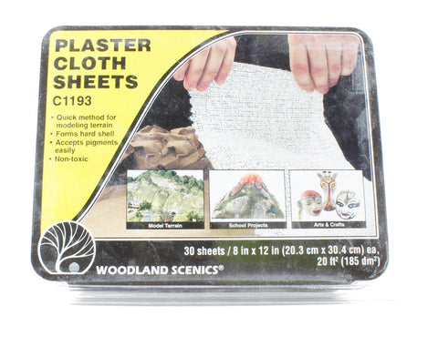 Plaster Cloth 30 8