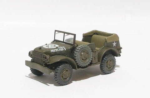 WC 56 Command Car US Army 7th army