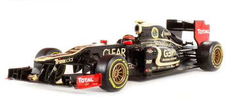 Lotus F1 Team, E20, Romain Grosjean 2012 Race Car NEW TOOLING SPECIAL EDITION