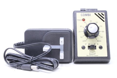Combi 12v 1Amp Single Track Controller with Transformer - Open box