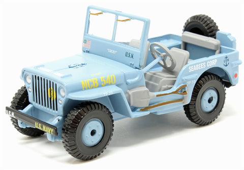 Willys Jeep – SeeBees