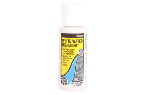 Complete Water system - white water highlight tint