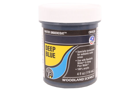 Complete Water system - deep blue water undercoat