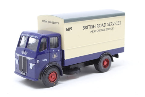 Leyland beaver van in BRS Meat livery - Pre-owned - Like new