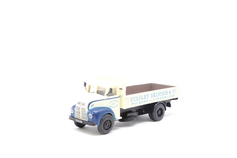 Leyland Comet Dropside in 'Stanley Skinner & Co' livery - Pre-owned - Like new, imperfect box