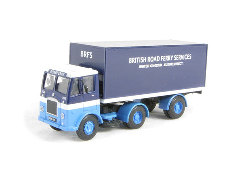 Bristol HA artic van