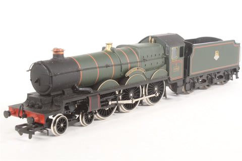 Castle Class 4-6-0 'Dorchester Castle' 4090 in BR Lined Green - Pre-owned - Like new