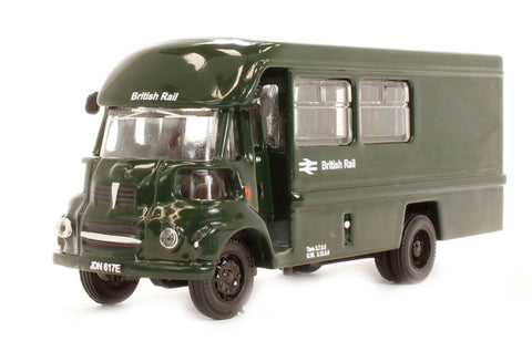 Leyland FG Crewbus 'British Rail' in green (circa 1967-1977)