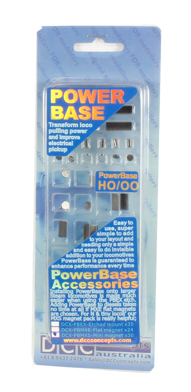 PowerBase Mini Magnet - Pack of 30