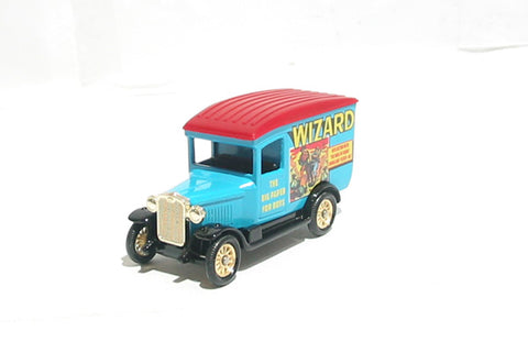 "10CWT Light Van - ""The Wizard (Comic)"". Non limited"