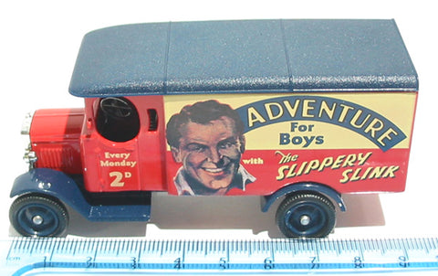 "15CWT Delivery Van - ""Adventure For Boys"" (Comic). Non limited"